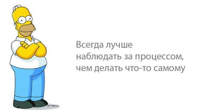 Цитаты Гомера Симпсона