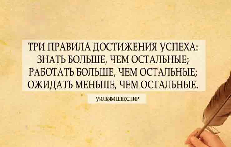 цитаты из шекспира