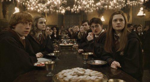 Гарри Поттер и Принц-полукровка кадры из фильма