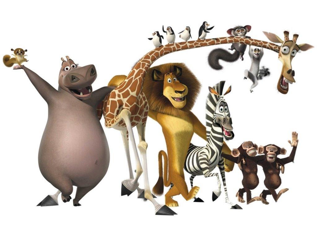 "Цитаты из мультфильма ""Мадагаскар"""