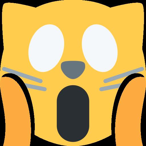 Weary Cat Face
