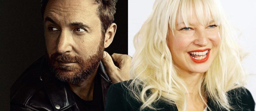 Перевод песни  David Guetta & Sia - Flames