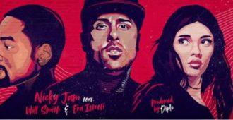 Текст и перевод песни Nicky Jam feat Will Smith & Era Istrefi — Live It Up 1
