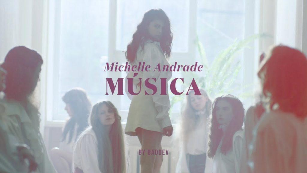 Текст песни Michelle Andrade - Musica