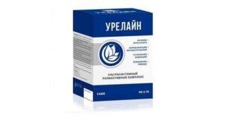 Урелайн - ультрасистемный препарат из натуральных компонентов 3