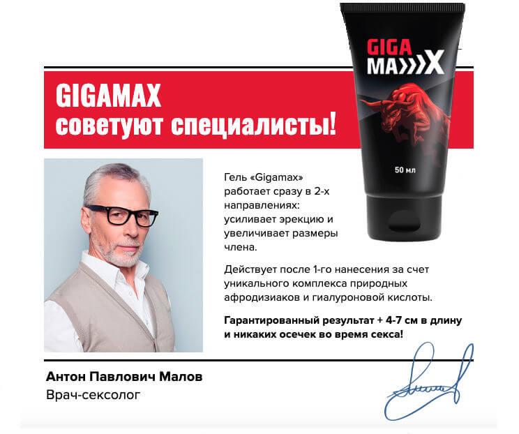gigamax официальный сайт