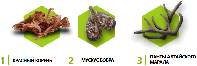 Состав препарата Простадин
