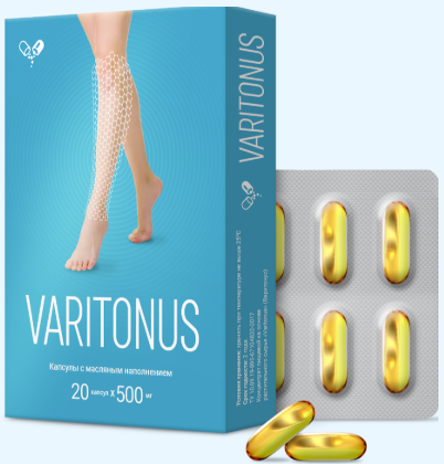 Варитонус - избавление от варикоза раз и навсегда