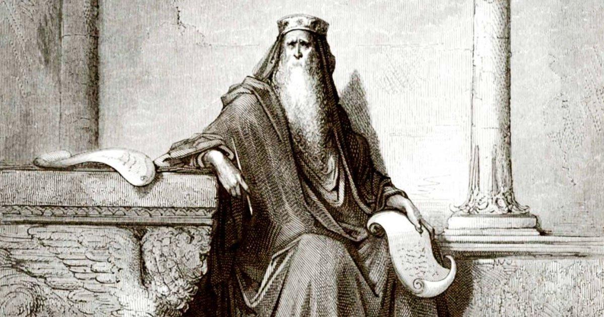 Соломон лучшие цитаты и афоризмы