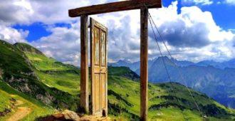 цитаты и афоризмы о дверях со смыслом