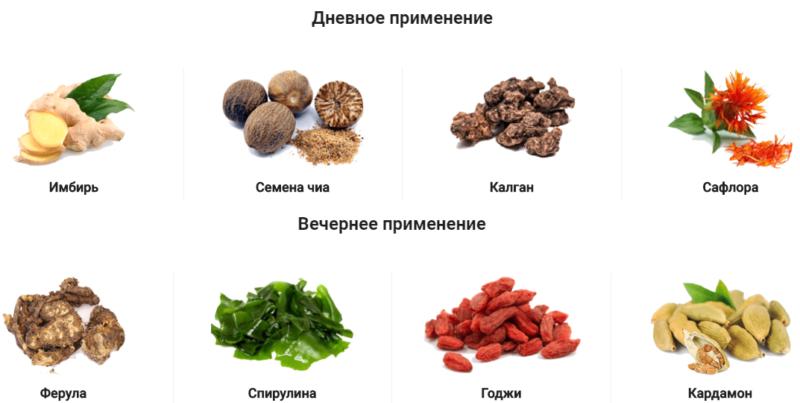 Состав ЕваГель