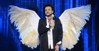 Текст песни Филипп Киркоров - Молодой ангел