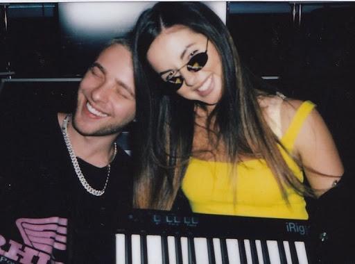 Текст песни Егор Крид и Nyusha - Mr. & Mrs. Smith