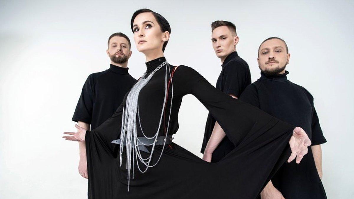 Группа Go_A с песней Шум на Евровидении 2021