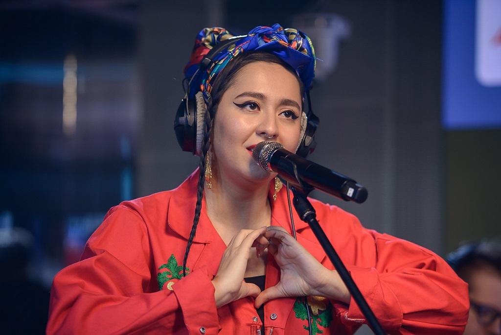 Певица Манижа на Евровидении