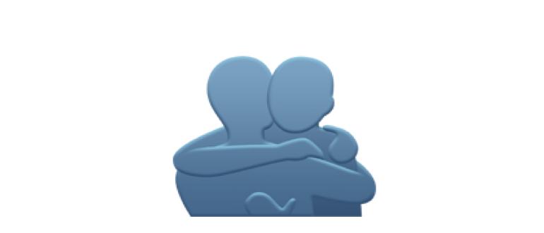 emoji обнимающиеся фигуры