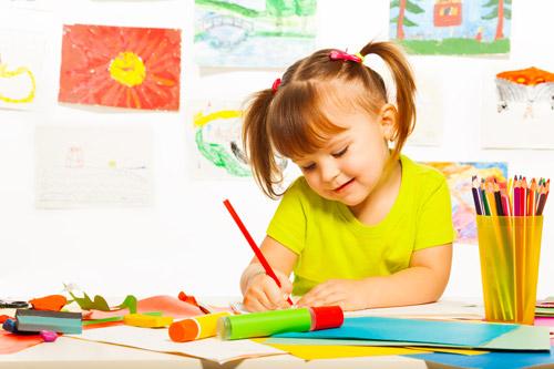 Польза рисования для деток